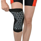RockBros Cycling Sports Warm Unisex Adult Protector Knee Pad Sleeve Black 1 Pcs