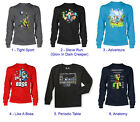 Authentic Minecraft Long Sleeve Youth Kid Shirt NEW Jinx $12.99 USD