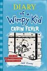 Cabin Fever (Diary of a Wimpy Kid  Book 6)  (NoDust)