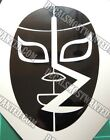 Rayo de Jalisco Lucha libre Mexican wrestling mask die cut vinyl decal sticker
