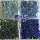 1000pcs wholesale  Silver lined glass SEED BEADS jewelry making multi COLOUR