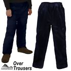 Waterproof Over Trousers Breathable Mens Womens Rain Hiking Fishing Outdoor Wear