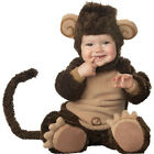 Lil' Monkey Costume NEW Toddler Fun Dress Up Cute Animal Incharacter