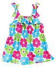 Gymboree Ice Cream Sweetie Bow Ruffle Flower Top Size 4 5 6 New NWT