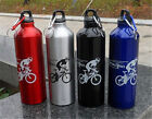 New Outdoor Sports Cycling Camping Fishing Bicycle Vacuum Water Bottle NN*