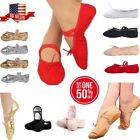 Внешний вид - New Ballet Dance Yoga Gymnastics Canvas Slipper Shoes