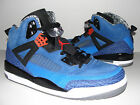 NEW DS Nike Air Jordan Spizike KNICKS BLUE RIBBON Flash Size 10