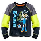 DISNEY STORE MILES FROM TOMORROWLAND LONG SLEEVE TEE T-SHIRT BOYS