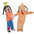 Fancytrader 2015 New Christmas Goofy Pluto Mascot Costume Fancy Dress 4 Models