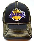 ADIDAS TN67Z NBA TEAM LOGO BASKETBALL HAT/CAP - LOS ANGELES LAKERS