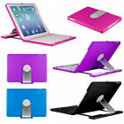 iPad Air 2/1 6 5 360 Smart Rotating Folio Case Cover WITH Bluetooth Keyboard