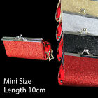 4 Colors Lovely Sweet Free Women Evening Powder Bag ,Messenger Cosmetic Bags