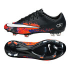 Nike Mercurial CR7 Vapor X FG Soccer Cleats Football Shoes 684860-018