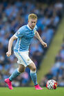 Kevin De Bruyne - Manchester City - 2015/16 - A1/A2/A3/A4 Poster / Photo Print