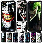 The Joker Batman Rubber Phone Case Cover For iPhone 5/5s 5c 6/6s 6/6s 7 8 X Plus