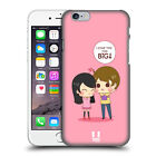 HEAD CASE DESIGNS ME AND YOU HARD BACK CASE FOR APPLE iPHONE PHONES