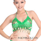 C971 Belly Dance Top Top laced with Coins