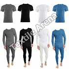 MENS BOYS THERMAL UNDERWEAR T SHIRT LONG JOHNS TROUSER WARM BASE LAYER S M L XL