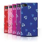 Heart/Vine Pattern Phone Case/Cover for Sony Xperia Z5 Compact/4.6
