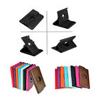Black Mode 360 Degree Rotating Stand PU Leather Case Cover For iPad Mini 7.9''