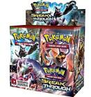 Pokemon Breakthrough XY sealed unopened booster box 36 packs of 10 cards