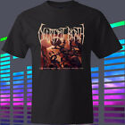 New DECREPIT BIRTH *Diminishing Between Worlds Men's Black t-shirt Size S to 3XL