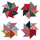 Christmas Polycotton Fat Quarter Bundles - Various Designs