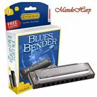 Hohner Harmonica - 585/20 Blues Bender PAC