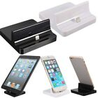Desktop Sync Data Charger Dock Stand Station Cradle for iPhone 5 5S...