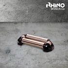 RHINO Winch Fairlead Rollers ~ Heavy Duty Compact - Cable Guide Fits All