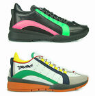 £270 mb2 DSQUARED² Man UOMO Shoes Herrenschuhe Scarpe sneakers 100%AUTHENTIC