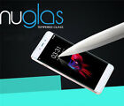Genuine NUGLAS 9H Tempered Glass Film Screen Guard Protector for Oneplus X 1+X