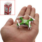 Cheerson CX-10 2.4Ghz 4CH 6-Axis GYRO Mini Nano RC Quadcopter UFO Drone Green