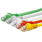 RJ45 Cat5e High Quality Network Internet Ethernet LAN Patch Modem cable lot