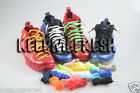 Replacement Foamposite Oval Shoe laces **55 Colors** Shoelaces OG Original Foams