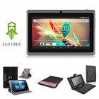 "Sainsonic 7"" Google Android 4.4 16GB Tablet PC Pad Dual Camera WiFi Bluetooth"