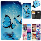 Fashion Stand Flip Wallet Leather Hybrid Case Cover For Samsung Galaxy J2/J1 Ace