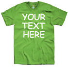 Custom Personalized T Shirt - Print what you want.