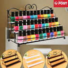 3Tier Metal Heart Nail Polish Display Wall Rack Organizer Stand Holder Useful AU
