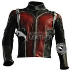 Scott Lang Ant-Man Faux leather costume leather jacket Ant-man leather costume