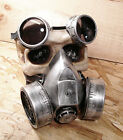 Steampunk Vintage Style Goggles and Gas Mask Gothic Cosplay Accessories