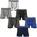 Crosshatch Squint Pack of 2 Boxer Trunk Shorts  Mens Size
