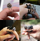 1pcs Cute Dog Ring Pet Antique Vintage Animal Gift Puppy Wrap Adjustable 2016