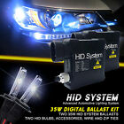 35W Slim Ballasts & HID Xenon Lights Bulbs Conversion Kit All size & Color Stock