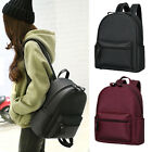 Women's Faux Leather Backpack Rucksack School bag Book bag Travel Casual Purse