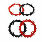 RockBros Chain Rings 104BCD 7075 T6 CNC 32T 34T 36T Black & Red 2 Color