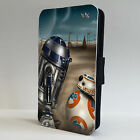 Star Wars Force Awakens R2 D2& BB8 FLIP PHONE CASE COVER IPHONE & SAMSUNG £8.95 GBP