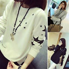 Winter Women Hedging Long-sleeved T-shirt Loose Sweater Coat Special Offer Trip