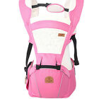 Breathable Ergonomic Adjustable Comfortable Newborn Infant Baby Carrier Backpack