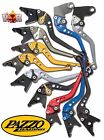 Ducati 959 Panigale 16 17 18 PAZZO RACING Lever Set ANY Color and Length Combo